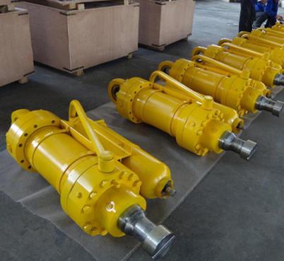 汽轮机EH油动机液压缸